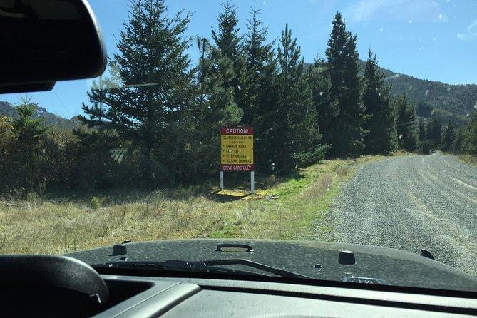 Jeep trip to Lake Tennyson, Hanmer Springs, NUEVA ZELANDIA