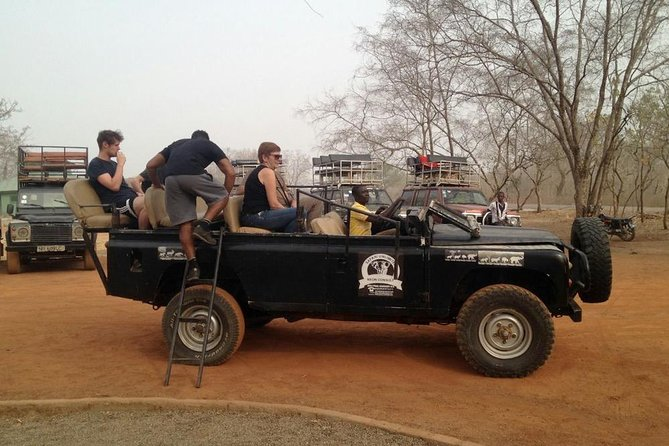 Do you have a day in Tamale and want to take an adventure in Mole National Park? Grassroot Tours Ghana is here to make your day a memorable one. This day-tour will take you to Ghana's largest National Park, with over 4,574sq km of land space with over 300 species of birds and 94 species of mammal, including African elephants, kob antelopes, buffaloes, baboons, and warthogs. This tour will also take you to the Larabanga Mosque and the Mognori Eco-village.