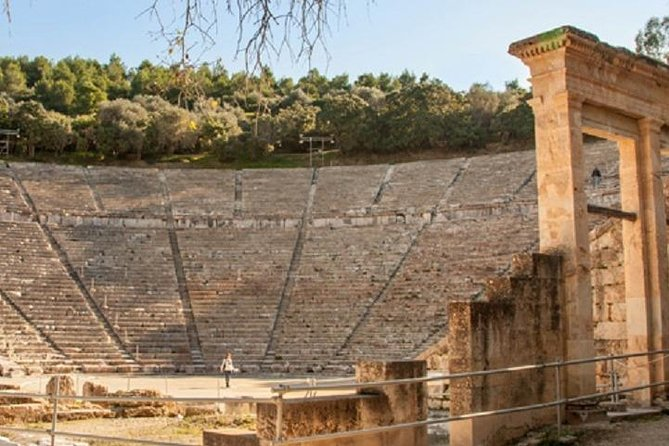 Mycenae - Ancient Corinth - Corinth Canal - Epidaurus full day tour from Nafplio, Corinto, Grécia