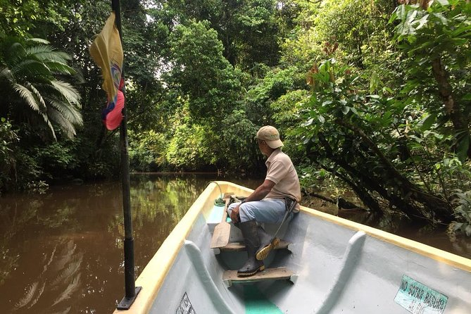 With this Yasuni Exploration tour you can try to spot animals and make incredible hikes in several parts of the Oriente. Explore the exuberant Amazon with our 5 Day Yasuni Kayak Exploration tour!<br><br>HIGHLIGHTS<br>- Kayaking: Paddle down the Tiputini River surrounded by nature and wildlife.<br>- Hike in pristine forest: Learn more about the rich flora of the area and the medicinal plants.<br>- Anaconda Lagoon: Spot the biggest and most beautiful snake of the planet with a little bit luck.<br>- Pañacocha Lagoon: Go fishing, swimming and enjoy the atmosphere of the beautiful jungle.