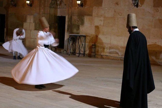 Sema Ceremony (Whirling Dervishes) in Cappadocia, Goreme, Turkey