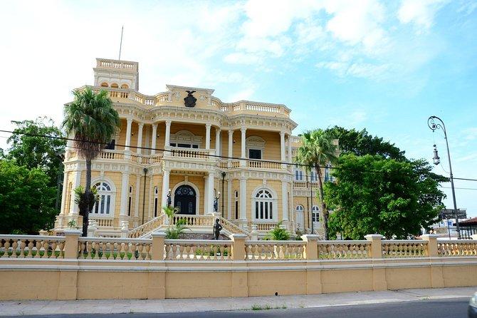 Manaus: Half Day City Tour, Manaus, BRASIL