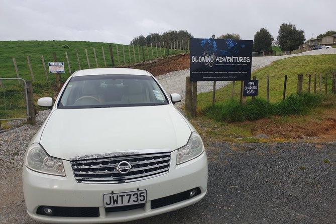 Shuttle transfers from waitomo caves village to Otorohanga times by arrangement <br>Please note we require a minimum of 2 passengers for the shuttle to run