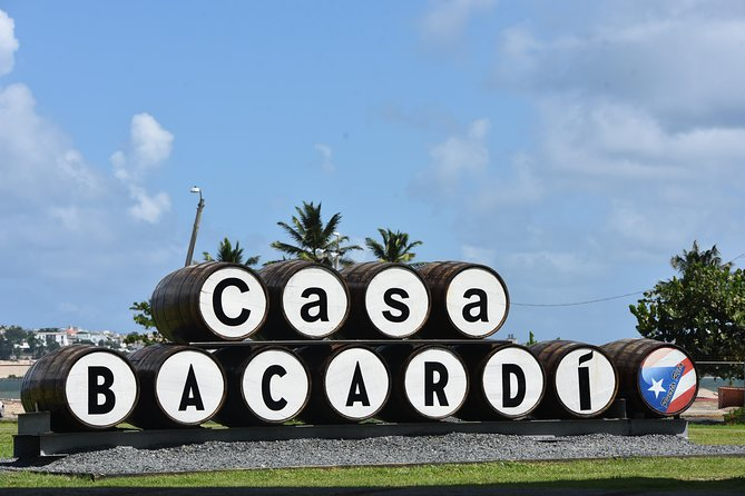 Bacardi Rum Distillery and Old San Juan Tour, San Juan, PUERTO RICO