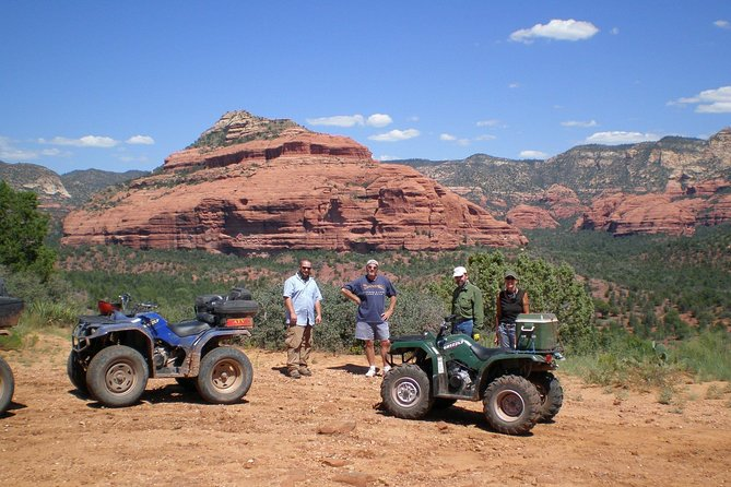 Guided ATV Tour of Western Sedona, Sedona y Flagstaff, AZ, ESTADOS UNIDOS