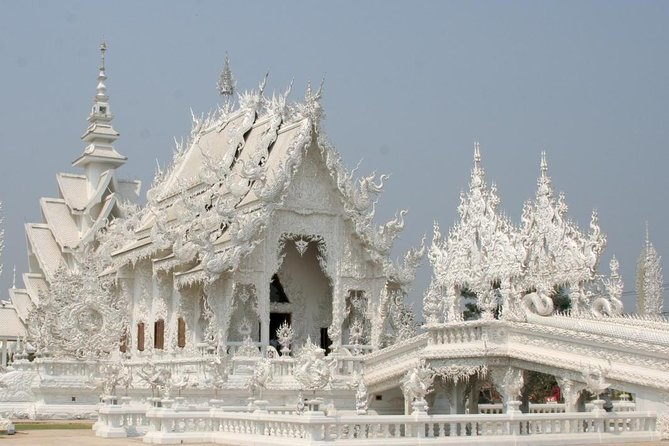 Chiang Rai Province in northern Thailand, is home to the small delightful city of Chiang Rai. This half day tour, with private return hotel transfers, will show you the most historic temples, in and around the city.