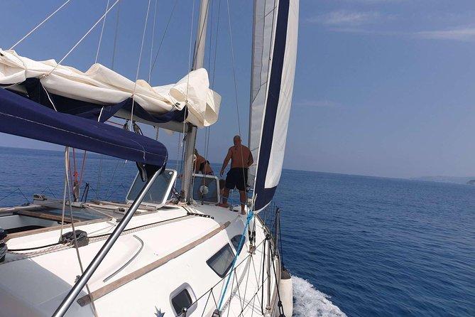 Private tour on sailing boat, Tropea, ITALIA