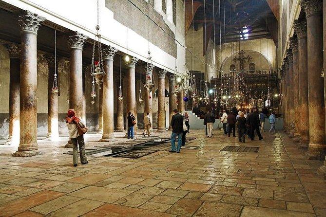 Bethlehem,Jerusalem and the Dead Sea day tour from Jerusalem, Jerusalen, ISRAEL