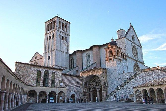 Private Transfer: Civitavecchia Port to Assisi or vice versa, Assisi, ITALIA