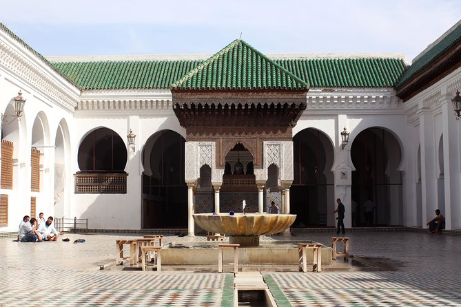 Fez' Highlights Tour & Taste of Local Life - Private Tour, Fez, Morocco