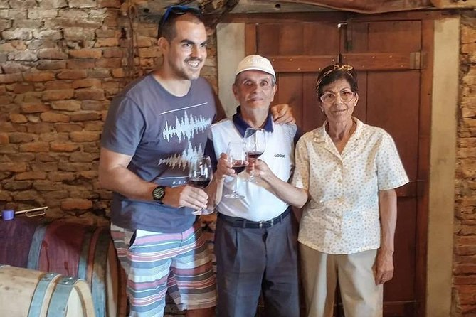 Winery visit from BA, Buenos Aires, ARGENTINA