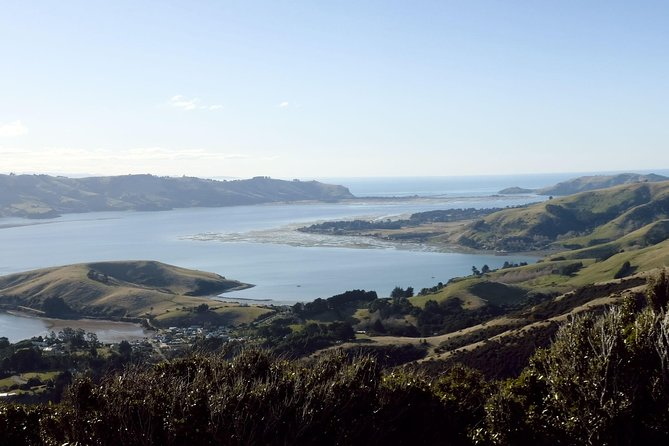 Otago Harbour Ferry, Dunedin y la peni­nsula de Otago, New Zealand