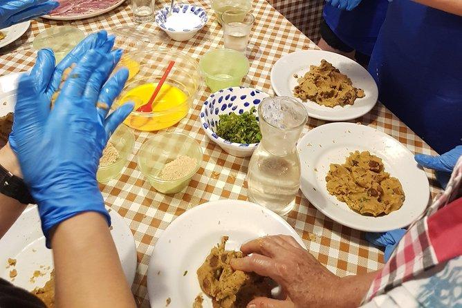 Sicilian Cooking Course in Osteria da Pillucciu, ,