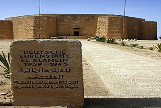 El Alamain Day Tour from Alexandria, Alejandria, EGIPTO