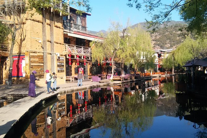 Shuhe Ancient Town Admission Ticket, Lijiang, CHINA