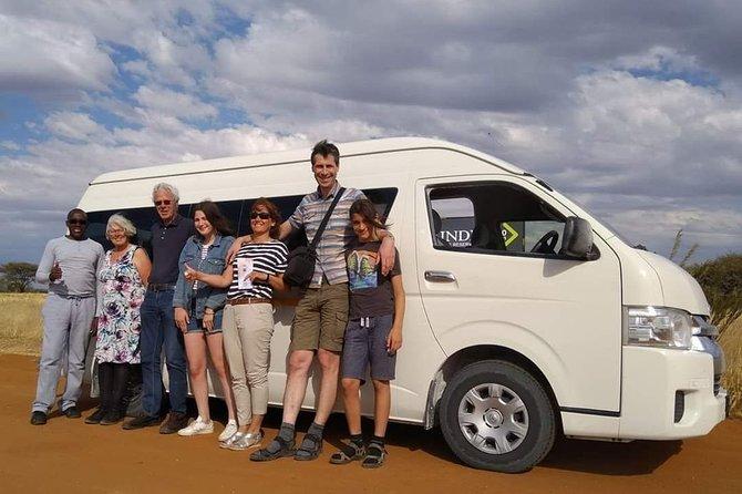 MÁS FOTOS, Transfers to Destinations in Namibia