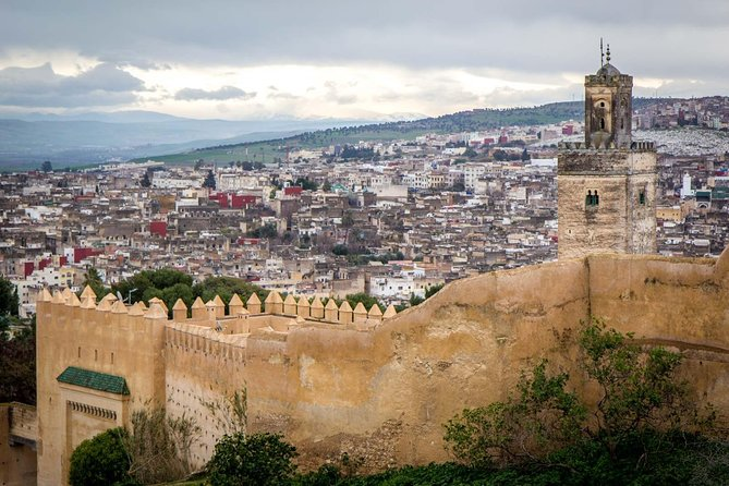 Private Full-Day Fez Sightseeing Tour, Fez, MARRUECOS