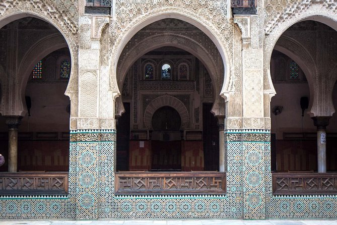 Extended Private Tour for First-Time-Visitors, Fez, Morocco