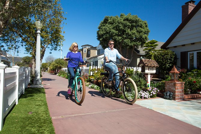 While visiting Santa Rosa, you can see many of the great tourist attractions via Electric bike. you can pedal when you want and ask the motor to do the rest. <br><br>Travel a short distance to Luther Burbank gardens or ride all the Forestville if you desire. Riders will find these bikes are extremely comfortable and make getting around town super easy when you can travel on paved pathways with no cars.