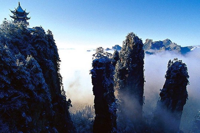 MÁS FOTOS, 3-Day Zhangjiajie Tour to Avatar Mountain & Glass Bridge &Tianmen Mountain