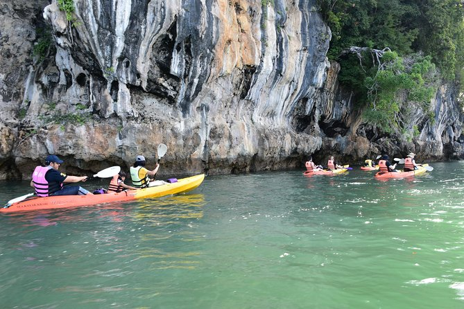 Small-Group Sea Kayaking in Ao Thalane Bay and Hong Island from Krabi, Krabi, TAILANDIA