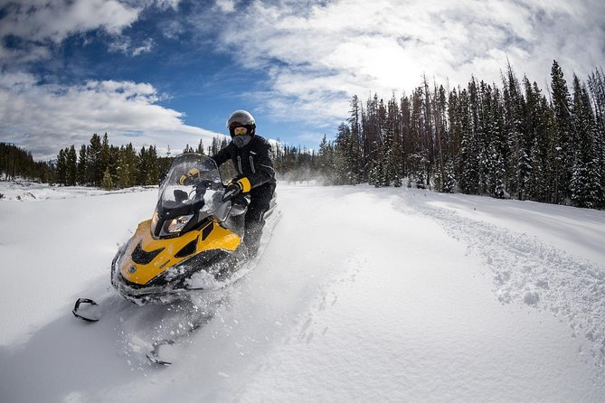 We invite you to take a breathtaking snowmobile ride and enjoy the real spirit of the Russian winter going through the forests, fields, hills and lakes. We can safely say that it will bring you a lot of fun, excitement and boundless impressions! <br><br>The program includes 2 hours driving a snowmobile in picturesque places and 1 hour of a barbecue picnic in nature. <br>