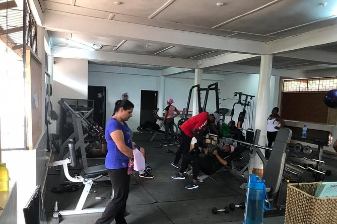 Ultimate Fitness Experience combined with maximum participation by getting healthy, increase body strength and achieve your overall fitness goals!