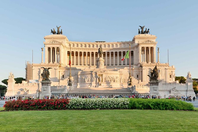 This private Tour in Rome is to take you on a journey through the history and art, for you to admire Rome and its beauty at your comfort with English speaking driver ,including Catacombs Tickets <br><br>After picking you up at your Hotel or Residence in Rome your English speaking Driver we will take you to the main sights of Rome such as the Pantheon, Colosseum from Outside , Trevi Fountain , Spanish square ,Palatine Hill ,Navona square , Ancient Appian Way and Catacombs