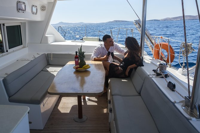 Private Sunset Cruise Including Meals And Drinks, Cos, Greece