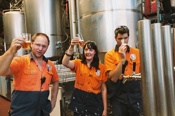 Little Creatures Brewing is one of the oldest and most iconic breweries in Australia. Operating since 2000, the brewery has a unique and rich history that is ingrained in the rich tapestry of Fremantle. <br><br>Brewery Tours at Little Creatures are fun and interactive. Led by one of our resident hop heads, you'll get your hands on the quality raw ingredients we use from toasted malts to hops from around the world. As you wander through the brewery, you'll learn about the different phases of the brewing process while the team recount the journey of Little Creatures, from the Fremantle America's Cup and a crocodile farm, the Little Creatures migration over East to Geelong… and now owner operated brewpubs all around the world. <br><br>Finish with a guided tasting of the full range of Little Creatures brews including any specialty ales that are currently pouring. <br>