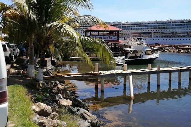 Island tour in Roatan, Roatan, HONDURAS