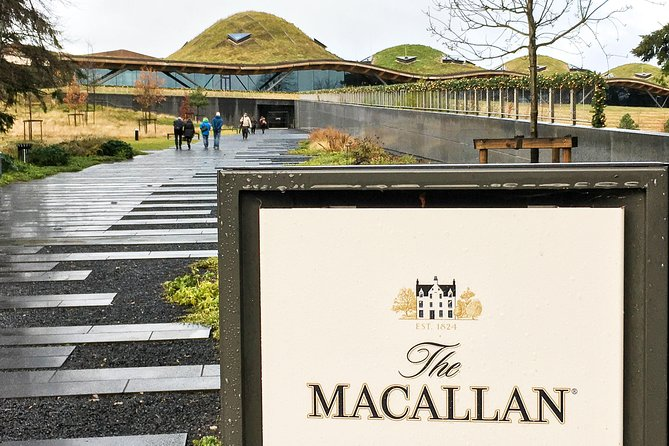 We offer you a private tour to the heart of whisky country. Visit any distilleries you want and some examples are in the tour listing<br><br>The three most popular are Macallan, Glenfiddich and Glenlivet.<br><br>Option to substitute 1 distillery for a castle tour instead.<br><br>Here are some distilleries we recommend: Aberlour Distillery, GlenAllachie Distillery, Macallan Distillery, Cardhu Distillery, Dailuaine Distillery, Benrinnes Distillery, Dalmunach Distillery, Knockando Distillery, Glenrothes Distillery, The Tamdhu Distillery, The lost Caperdonich Distillery aka Glen Grant, Glenfarclas Distillery, Strathisla Distillery, Speyside Cooperage and the Royal Lochnagar.<br><br>We can book the guided distillery tours for you.<br><br>Please note some distilleries close in winter.<br><br>You must be over 18. <br><br>Option to extend the day to 12 hrs and visit 3 distilleries or 2 and a Castle.<br><br>Subject to availability.<br><br>Time Exposure Travel are members of ABTOT (No.5419) which provides protection for customers' prepayments.<br><br>
