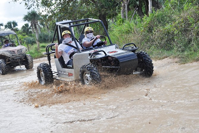 Buggies Extreme and Cenote Cave Adventure Half Day, Punta de Cana, DOMINICAN REPUBLIC
