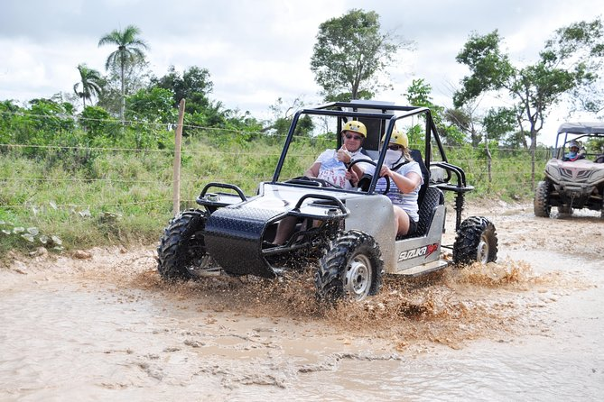 Buggies Extreme and Cenote Cave Adventure Half Day, Punta de Cana, REPÚBLICA DOMINICANA