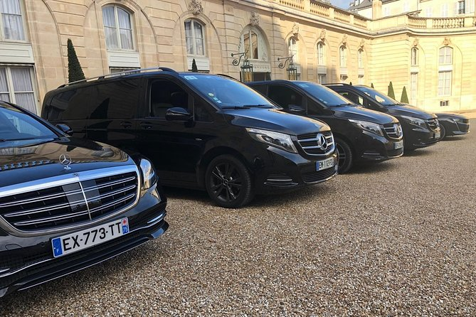 Private Round Transfer Le Havre - Paris - Le Havre. Comfortable Cars!, El Havre, FRANCIA
