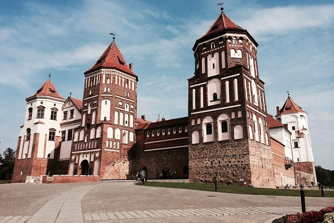 Find out more about history of Belarus during this shared sightseeing tour to Mir Castle, Nesvizh Castle, and Brest Fortress. An ideal trip for first-time visitors to Belarus who want an overview of Belarussian history and culture. You'll have the freedom to explore these sites independently and at your own pace.