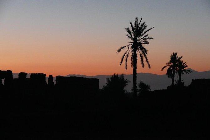 Passeio de Balão de ar quente nas Montanhas Atlas saindo de Marraquesh com Café da Manhã Berbere e Passeio de Camelo pelo Deserto, Marrakech, cidade de Marrocos, MARROCOS