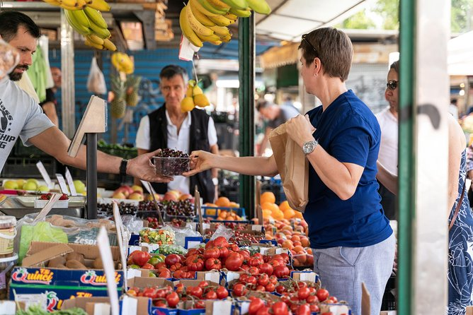 Local market visit and dining experience at a local's home in Parma, Parma, ITALIA