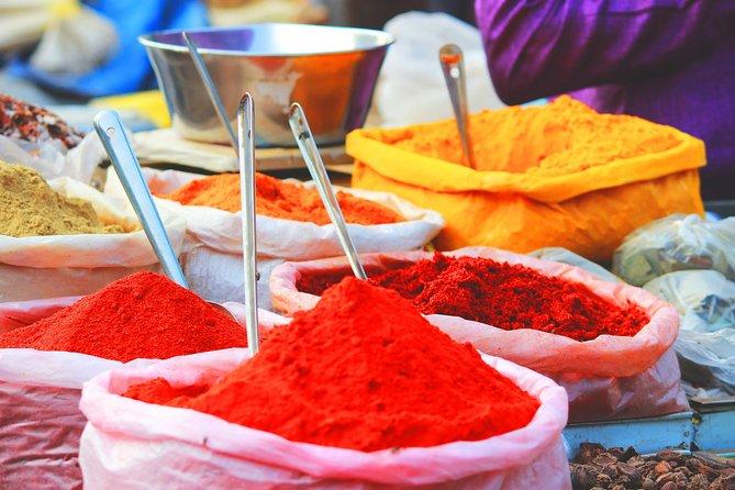 Marrakech colorful souks, Marrakech, cidade de Marrocos, MARROCOS