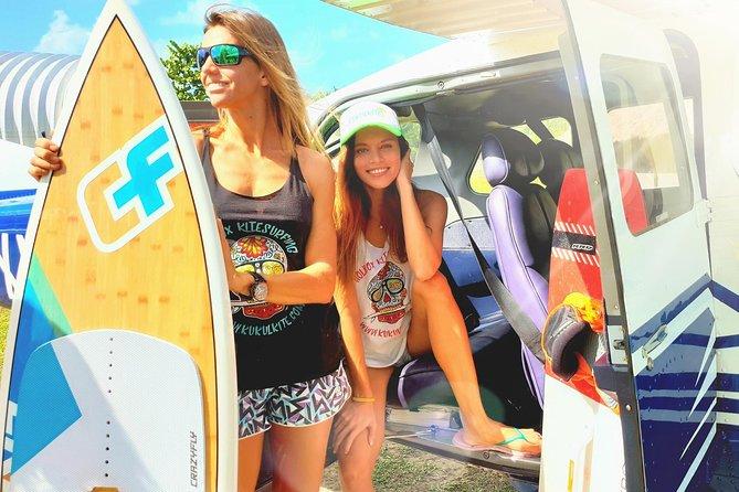 Kitesurfing en Holbox. Clases de Kitesurf para todos los niveles., Isla Holbox, MEXICO
