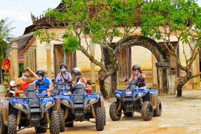 Siem Reap Quad Bike Adventure, Angkor Wat, CAMBOYA
