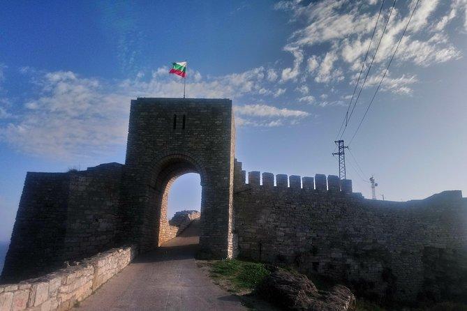 Discover cliffs and myths of Bulgarian Northern Black Sea coast, Varna, BULGARIA