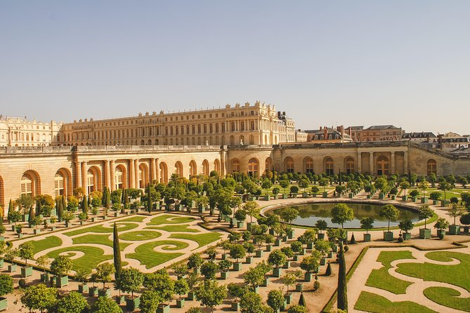 Audio Guided Versailles Palace & Gardens on the Spot, Versalles, FRANCIA