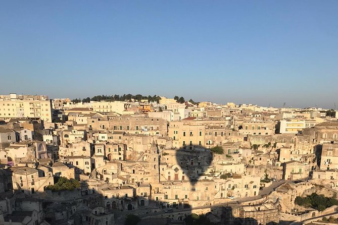 Matera Hot Air Balloon Tour, Matera, ITALY
