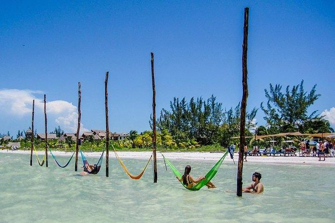 Tour Holbox - Two Island & One Cenote, Cancun, Mexico