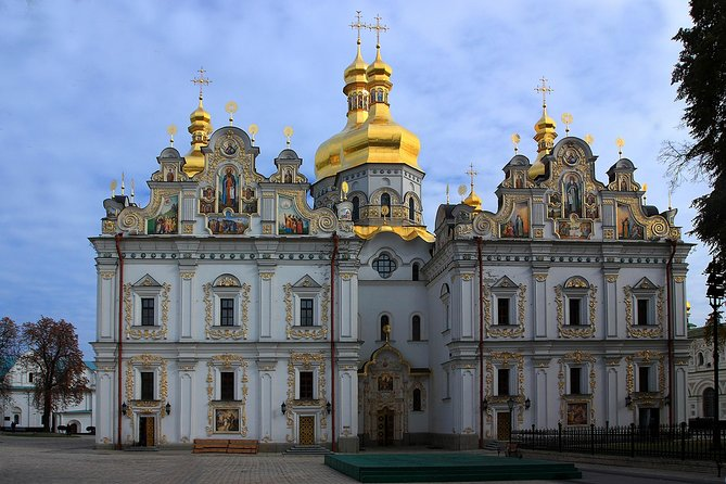 We will try to solve the riddles of number one attraction of Ukraine - KYIV-PECHERSK LAVRA, the second oldest Christian stronghold of Ukraine. We will try to penetrate the history of LAVRA CATACOMBS, which hold the imperishable relics of 122 monks. You will be introduced to the stunning results of medical experiments on these human remains. You will also learn what miraculous events happened here throughout centuries.<br><br>In addition, we will visit 3 churches - ASSUMPTION CATHEDRAL, GATE CHURCH OF THE TRINITY & REFECTORY CHURCH and learn how to decipher the symbolism of their wall images.I will teach you how to read Ukrainian Orthodox architecture and to interpret it through the prism of color science.<br><br>We will stand on LAVRA'S BEST OBSERVATION DECK, which offers a mind-boggling view of the Monastery architectural ensemble. You will see that there is a reason for every detail you come across in the Monastery grounds and that these details often go unnoticed. Entry ticket UAH120 or EUR3.6.