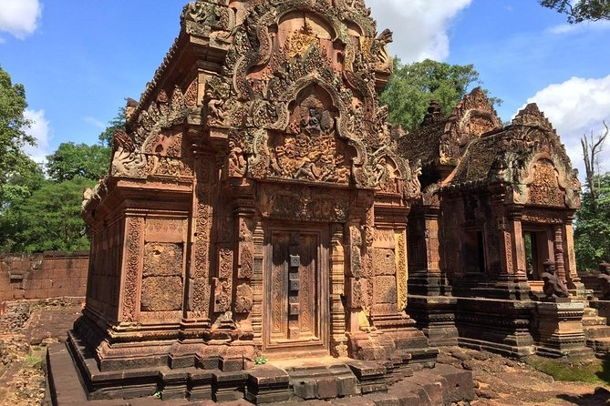 Private One Day Tour to Kulen Mountain, Banteay Srei and Banteay Samre, Angkor Wat, CAMBOYA