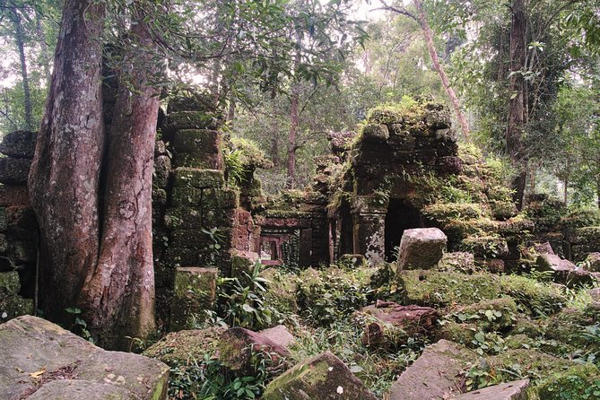Private One Day Tour to Kulen Mountain and Kompong Khleang, Angkor Wat, CAMBOYA