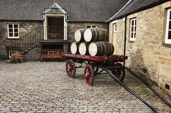 Speyside Whisky Trail Small-Group Day Tour from Aberdeen, Aberdeen, ESCOCIA