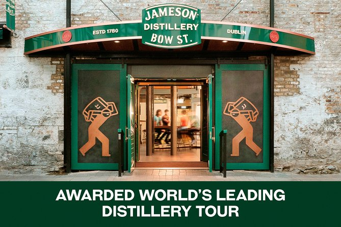 Since John Jameson's brave first steps into this building in 1780,Jameson Whiskey has been focused ontheir ambition to create unforgettable experiences. The new look Jameson Distillery Bow St. in Dublin's Smithfield re-emerges after a 6-month re-development with a new whiskey tour called the Bow St. Experience that brings the stories of Jameson's rich heritage and on-going innovations to life in an immersive, 40-minute tasting tour of the home of Ireland's best-selling Irish whiskey.